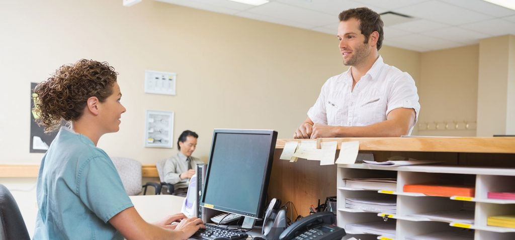 Medical Office Assistant Slider Image